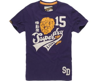 Camiseta Superdry