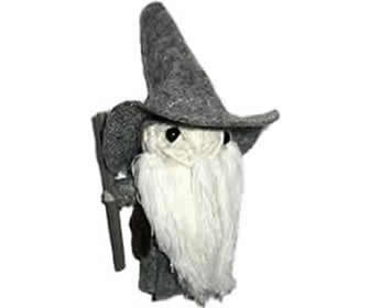 Cuelgamóvil mago Gandalf