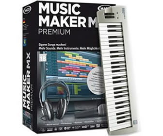 Magic music maker